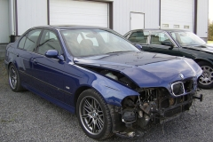 BMW M5 Before