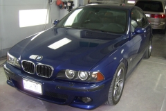 BMW M5 After
